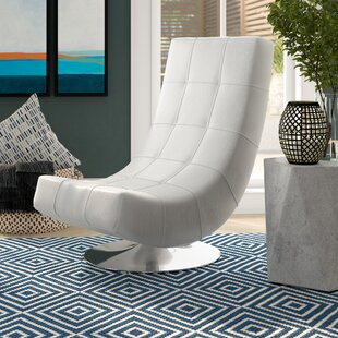 Ober Swivel Lounge Chair by Orren Ellis