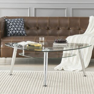 Tovin Coffee Table by Orren Ellis
