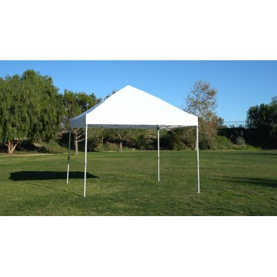 Kittrich Canopy Snapee Shade 10 Ft. W x 10 Ft. D Aluminum Pop-Up Canopy