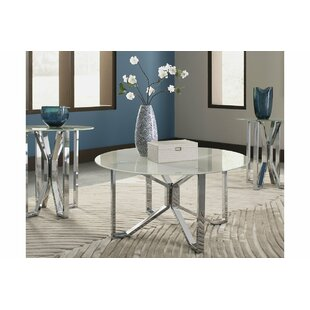 Corwin 3 Piece Coffee Table Set by Mercer41