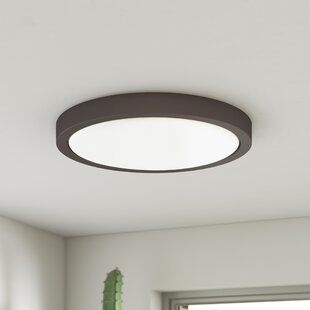 Pilar 1-Light LED Flush Mo..