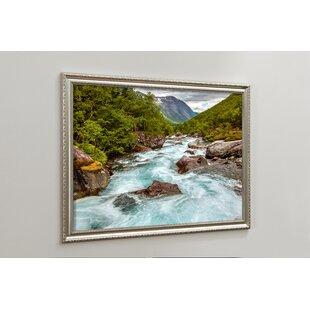 Waterfall Magnetic Wall Mounted Memo Board By Brayden Studio