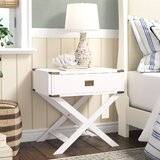 Whitfield 1 - Drawer Nightstand by Breakwater Bay