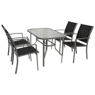 Vreeland 4 Seater Dining Set By Sol 72 Outdoor