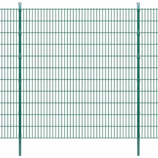 Review Denali 2D Garden 1' X 7' (0.01m X 2.23m) Fence Panel