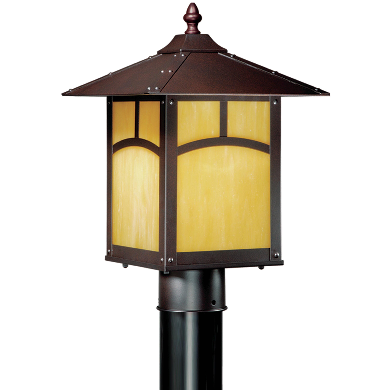 Loon Peak Fairhaven Outdoor 1 Light Lantern Head Wayfair