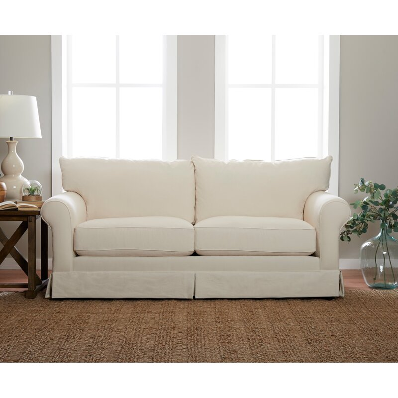 Klaussner Furniture Hettie Sofa Reviews Wayfair