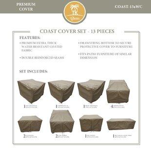 TK Classics Coast 13 Piece Protective Pat..