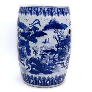 World Menagerie Prater Blue Landscape Gar..