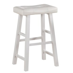Felt 29 Bar Stool by Winston Porter #2
