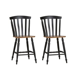 Cher Dining Chair (Set of 2) Rosalind Wheeler