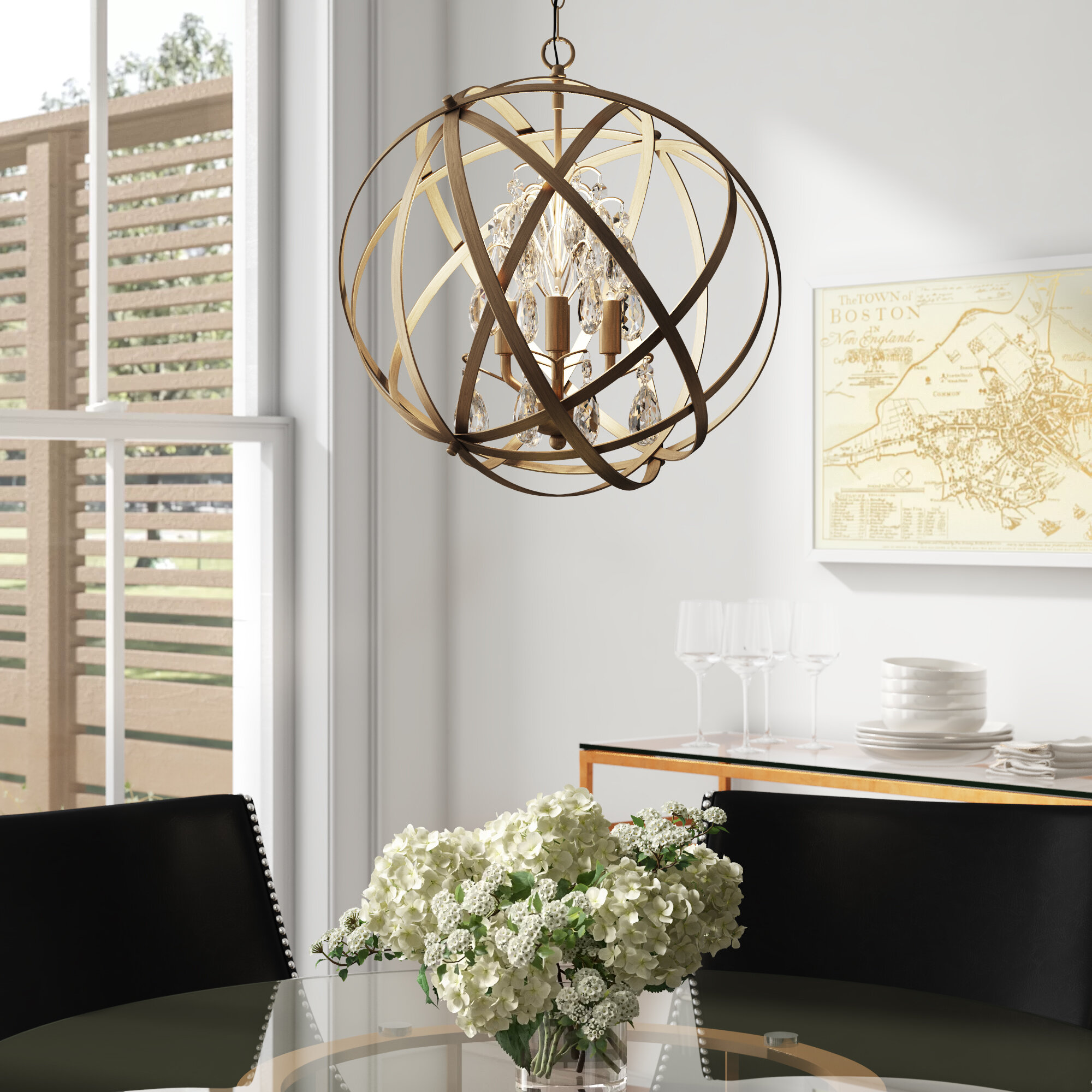 Image of: Copper Finish Chandeliers You Ll Love In 2020 Wayfair