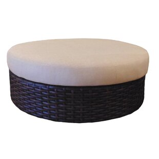 Lloyd Flanders Contempo Ottoman with Cushion