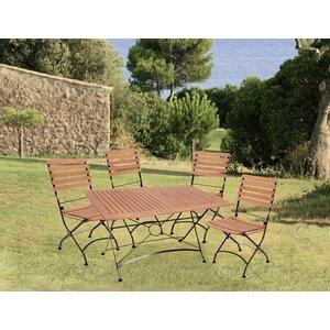 4-Sitzer Gartengarnitur Wien von Caracella