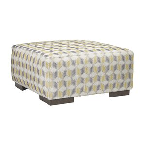 Cabravale Accent Ottoman by Latitude Run