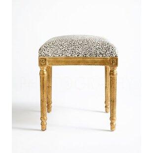 Aidan Gray Petite Upholstered Bench