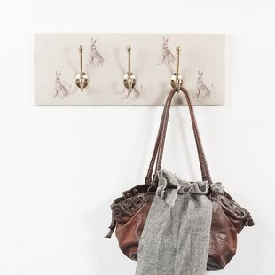 Braedon Wall Mounted Coat Rack By Brambly Cottage