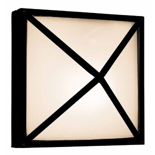Grisborne 2-Light Outdoor Bulkhead Light