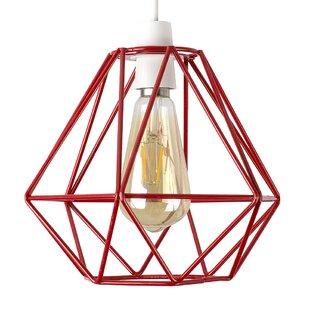 Metal lamp shades wayfair metal lamp shades greentooth Gallery