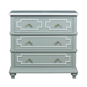 Markham 3 Drawer Chest