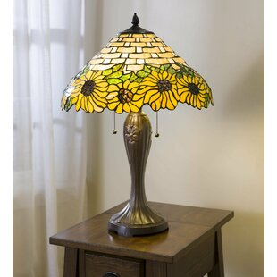 Plow & Hearth Sunflower Tiffany 26