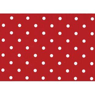 Roll Polka Dot, Sticky Back Plastic Film by FABLON