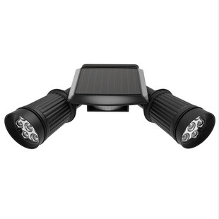 Dual Head 1-Watt LED Solar..