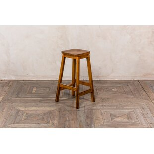 Lenny 66cm Bar Stool By Borough Wharf