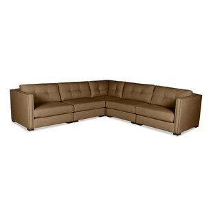 Timpson Plush Deep Modular Sectional Latitude Run