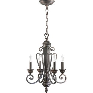 Astoria Grand Serio 4-Light Candle Style ..