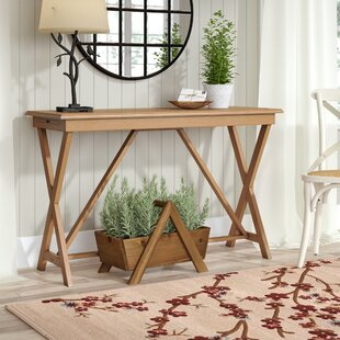 Reggie Console Table by August Grove
