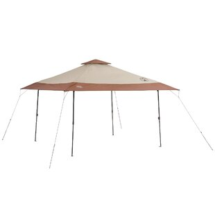 Coleman 13 Ft. W x 13 Ft. D Steel Pop-Up Canopy