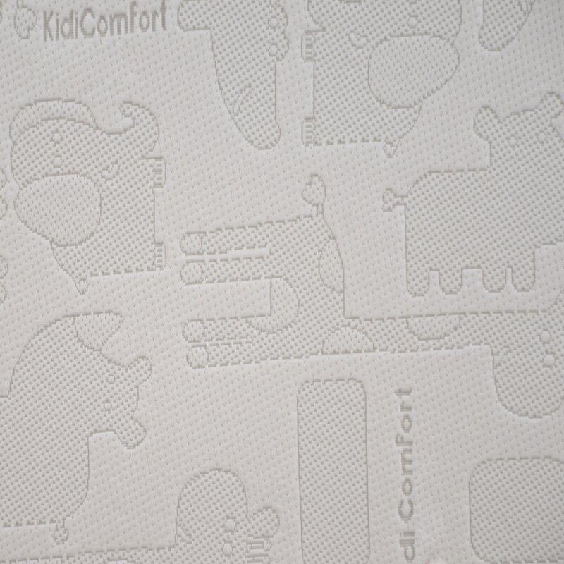 Kidicomfort Clear Sky Crib Mattress Pad With Tencel Cover Wayfair