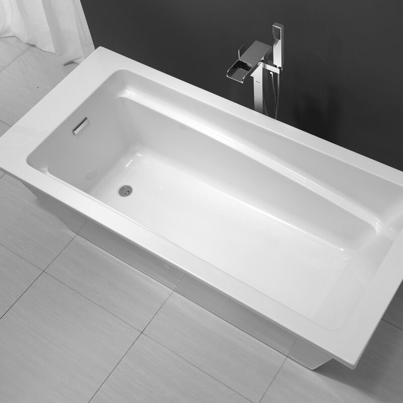 Ove Decors Houston 69 x 31 Bathtub & Reviews | Wayfair