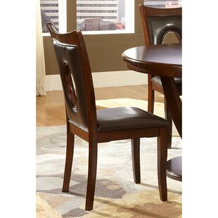 Lakshmi Upholstered Dining Chair (Set of 2) by World Menagerie
