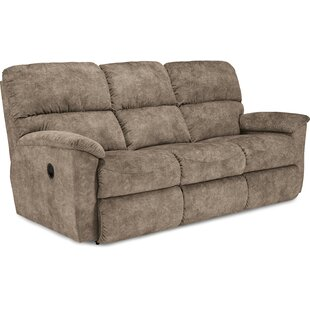 Read Reviews Brooks Reclining Sofa by La-Z-Boy Reviews (2019) & Buyer's Guide