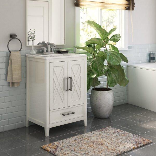 Breakwater Bay Janet 24 Single Bathroom Vanity Set Reviews Wayfair