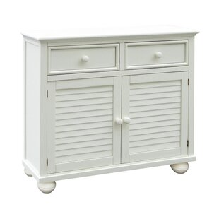 Silva 2 Drawer Accent Cabinet