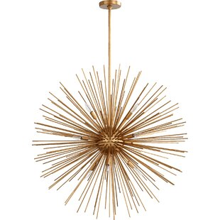 Kovac 10-Light Sputnik Chandelier