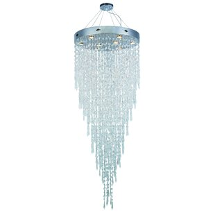 Orren Ellis Carmel 8-Light Chandelier