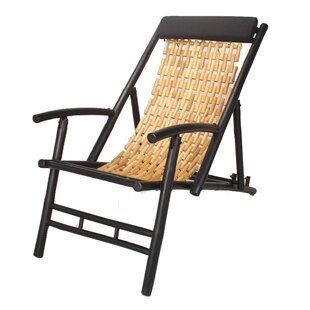 Encline Bamboo Sling Folding Director Chair