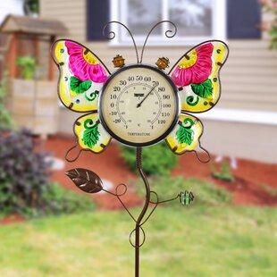 Thermometer Garden Stake Wayfair