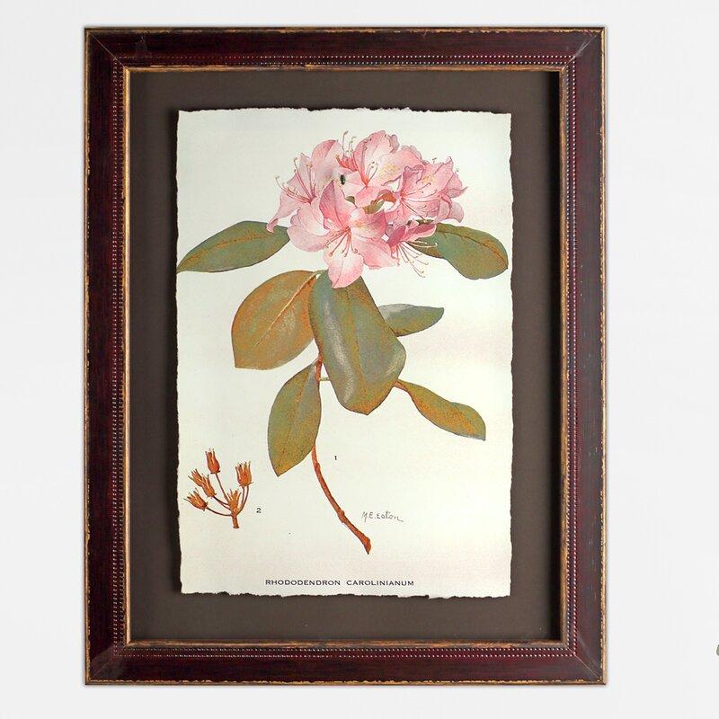 Berühmt Flower Framed Pictures Fotos - Badspiegel Rahmen Ideen ...
