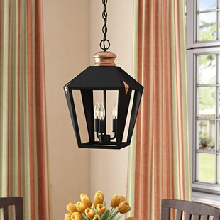 Ibarra 3-Light Lantern Pendant