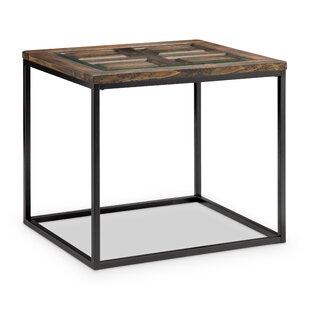Ajit Rectangular End Table