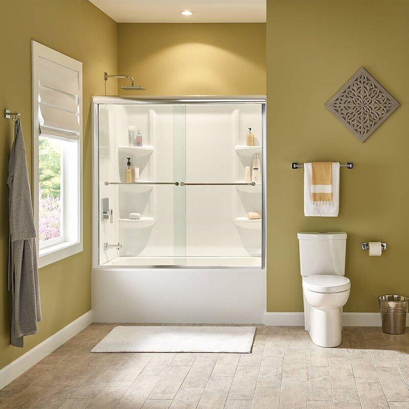 American Standard Alcove Bathtub