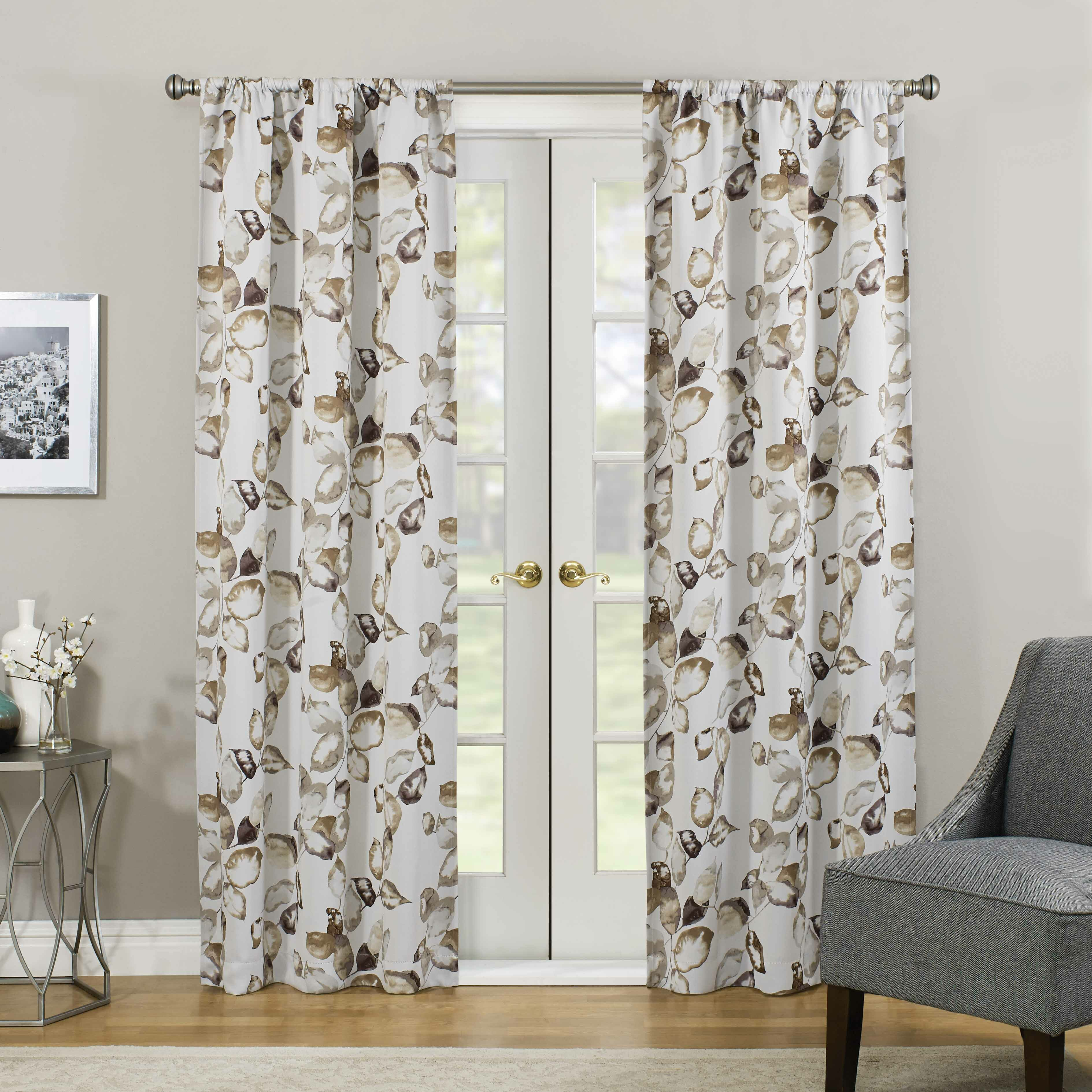 Patio Sliding Door Curtains Drapes You Ll Love In 2020 Wayfair