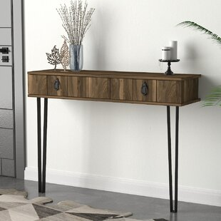 Tylor Console Table By Union Rustic