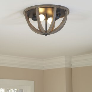 Colman Flush Mount By Birch Lane™