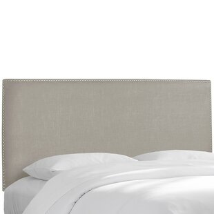 Comparison Drees Upholstered Panel Headboard by George Oliver
